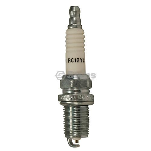 Carded Spark Plug / Champion 71-1/RC12YC