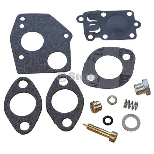Carburetor Kit / Fits Briggs & Stratton