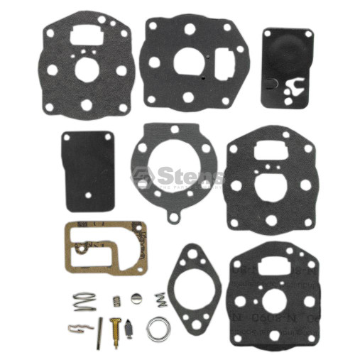 Carburetor Kit / Fits Briggs & Stratton 694056