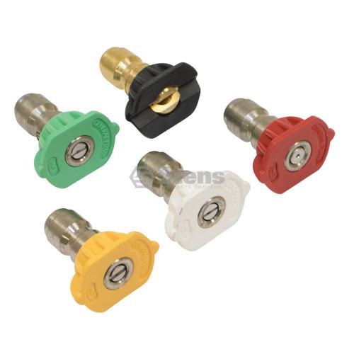 """1/4"""" Quick Coupler Nozzle Kit / General Pump S105086"""