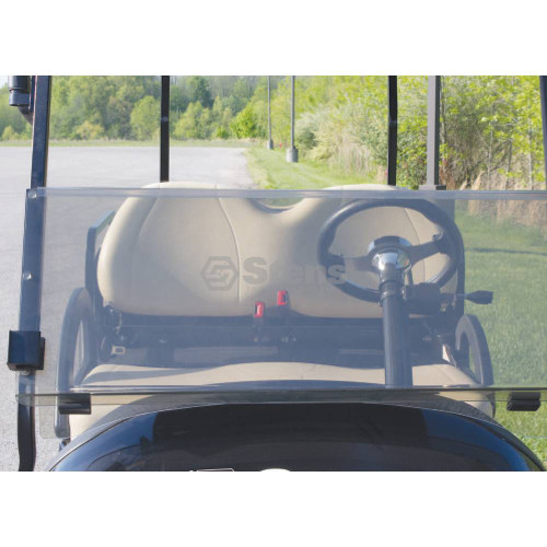 Clear Windshield / Club Car DS 1982-early 2000