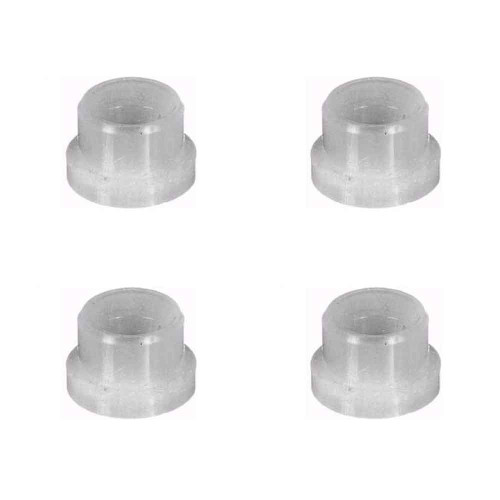 (4) 3/8 X 1/2 Nylon Tie Rod Bushings Replaces Snapper 13321 7013321YP 7013321