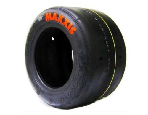 9234 Maxxis EL Tire 8.00 - 6