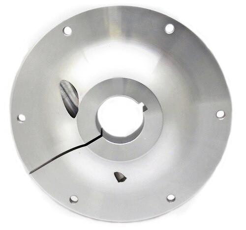 """Aluminum Heavy Duty Sprocket/Rotor Hub 1-1/4"""" axle"""