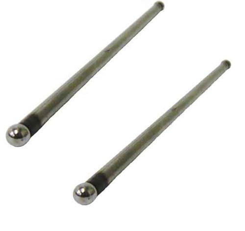 (2) Stainless Steel Push Rod GX200 Clone BSP Predator 212 non-hemi