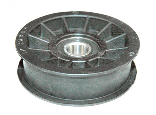 """Pulley Idler Flat 1-1/4""""X 5"""" Fip5000-1.25 Composite"""