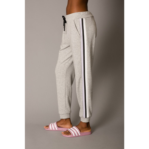 LE SUPERBE DAY OVER SWEATPANT - HEATHER GREY
