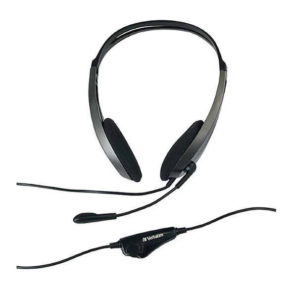 Verbatim Headset With Microphone