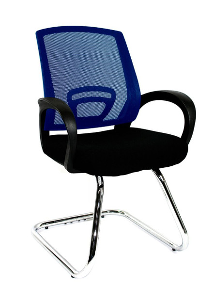 Trice Visitors Chair Blue