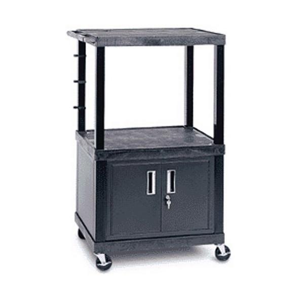 Tuffy QTWCT2 Cabinet Pack WT Trolleys
