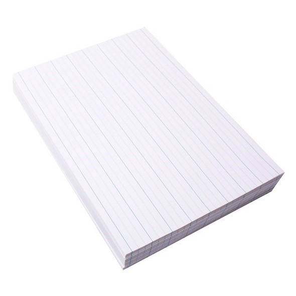 Quill Paper Dotted Thirds 24mm 60gsm A4 Pack 500 White