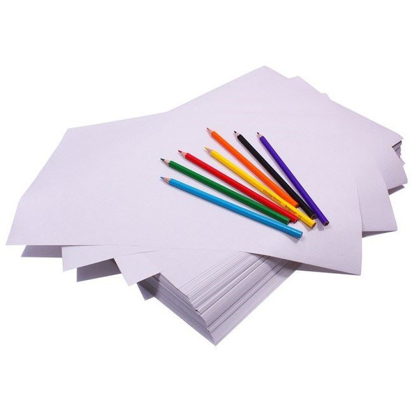 Quill Newsprint 48gsm 380 x 510mm Pack 500