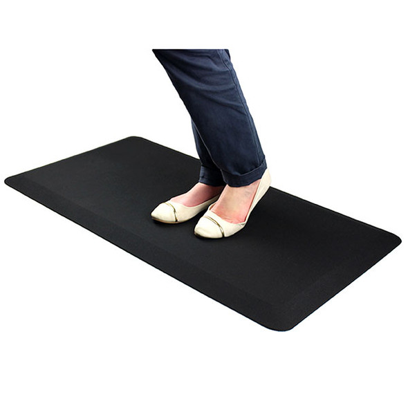 Floortex Chair Mat Anti-Fatigue 3000 50X100cm Black