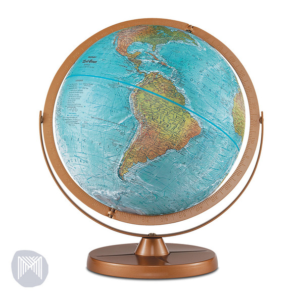 Replogle Atlantis - Blue Ocean Globe 30cm