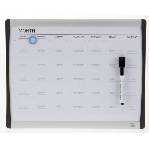 Quartet Planner Board Month ARC 280x360mm