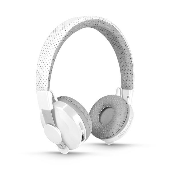 LilGadgets Untangled Pro Children's Wireless Bluetooth Headphones – White