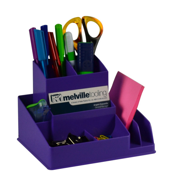Italplast I 35FG  Fruit Desktop Organiser Grape