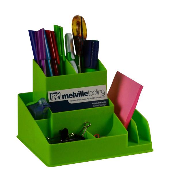 Italplast I 35FL  Fruit Desktop Organiser Lime