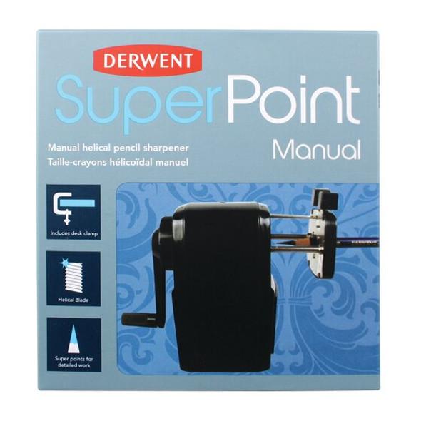 Derwent Super Point Manual Sahrpener