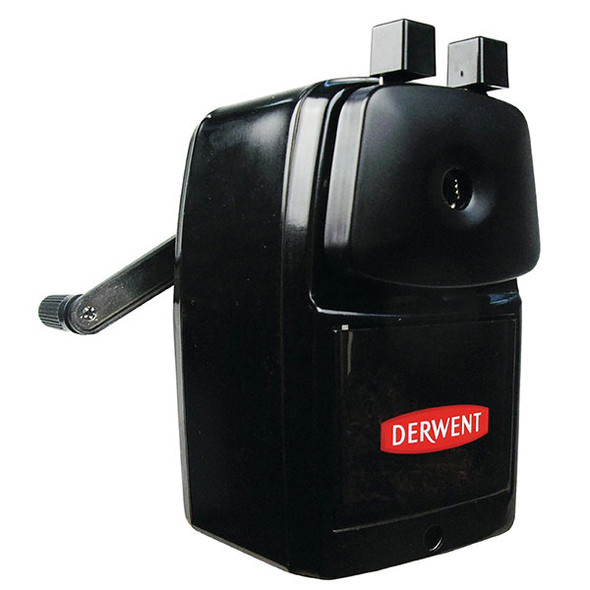 Derwent Mini Manual Desk Sharpener Super Point