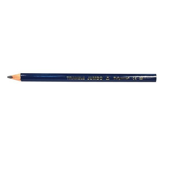 Belgrave Pencil Triangular Jumbo Wood 2B Pack 72 Lead