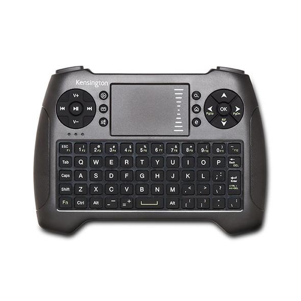 Kensington Wireless Handheld Keyboard Black