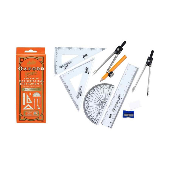 Helix Oxford Math Set Economy