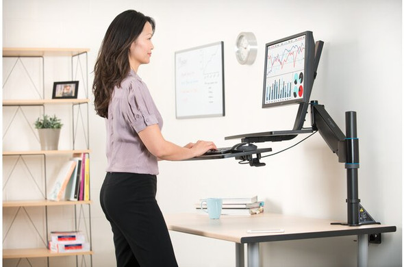 Kensington Smartfit Sit Stand Workstation