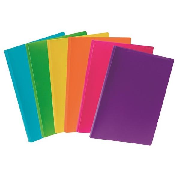 Marbig Non-Refillable Display Book 12 Pocket