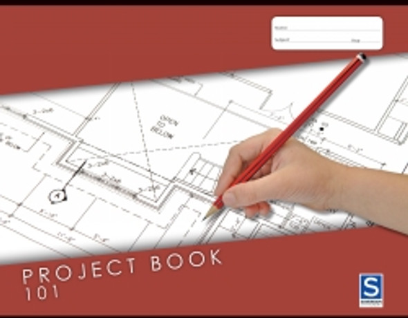Project Book Sovereign 101 250x240mm 8mm 24pg