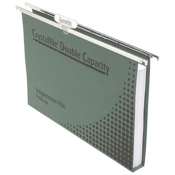 Crystalfile suspension files