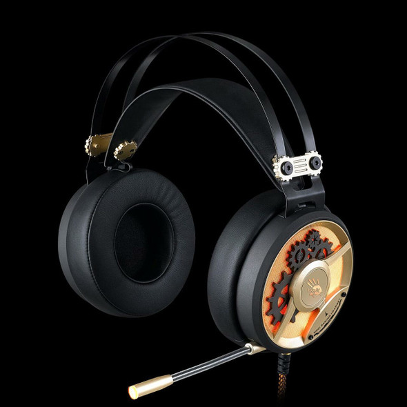 Bloody MOCI HiFi Gaming Headphone Moci HIFI Wired Black