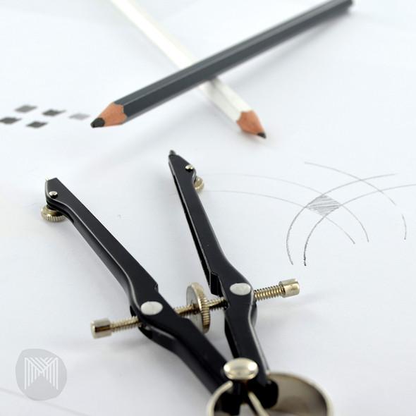 Micador Masterbow Compass
