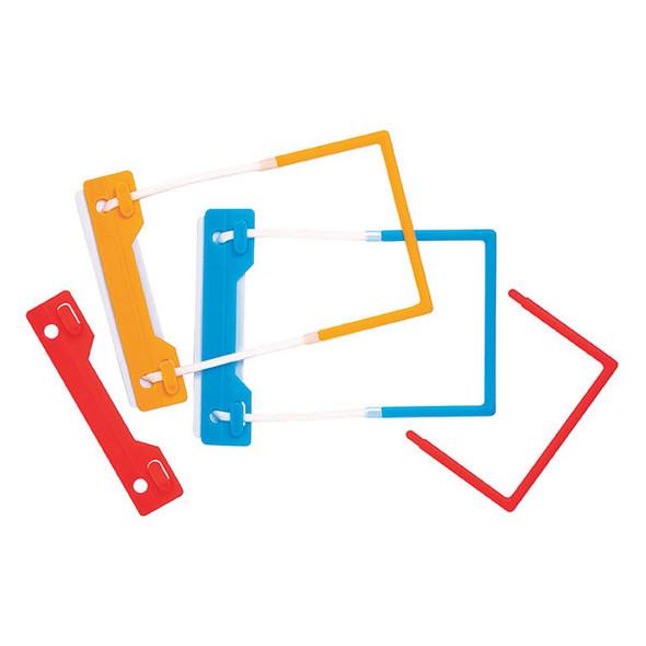 Marbig U Clip Complete Blue Pack 100