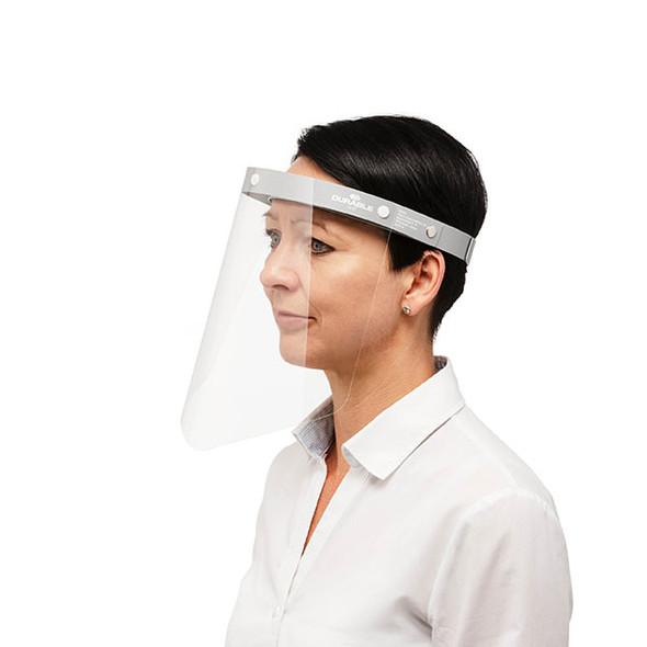 Durable Face Visor CE EN166 Optical Class 1
