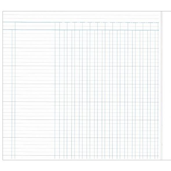 Collins Analysis Book '700' Series 32 Money Column