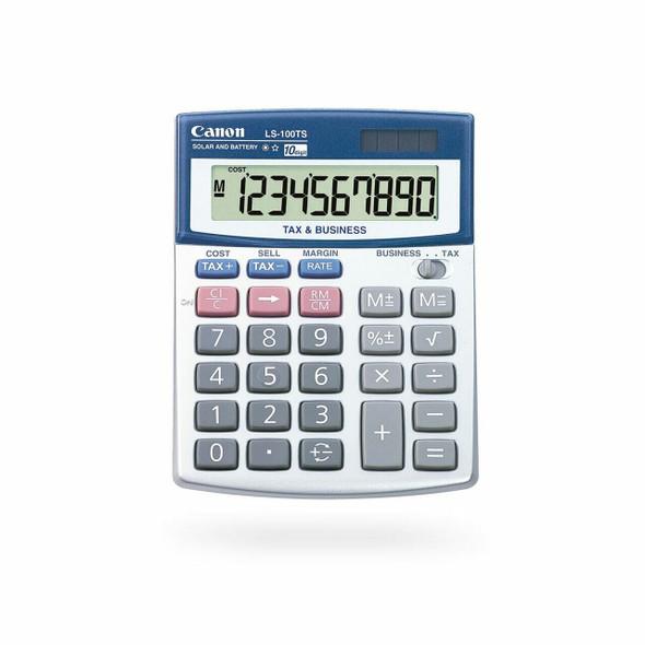 Canon LS100TS Calculator