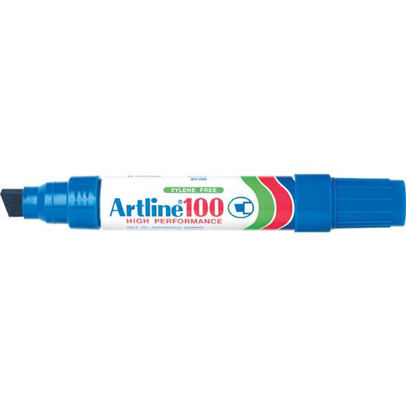 Artline 100 Permanent Marker Blue