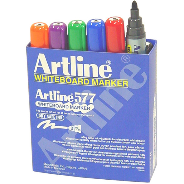 Artline 577 whiteboard Markers
