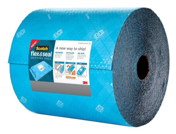 Flex and seal Shipping roll 6.1m