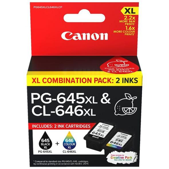 Canon 645/646XL Ink Cartridges