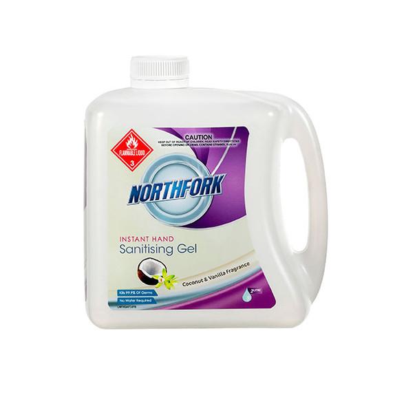 Northfork Sanitising Gel Coconut & Vanilla