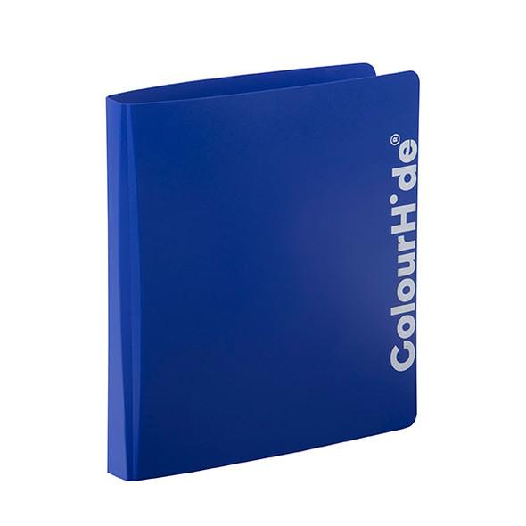 COLOURHIDE® RING BINDER PP A4 2D 25MM
