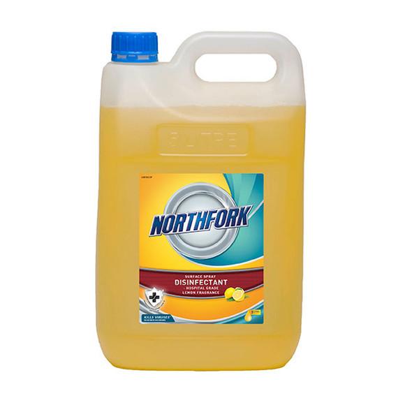 Northfork Lemon Disinfectant 5Lt