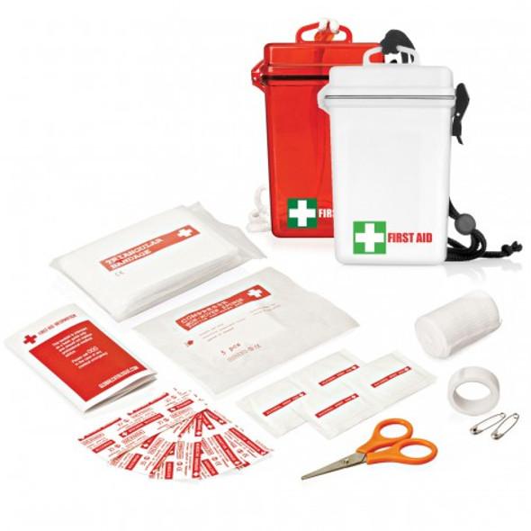 First Aid Kits 21 Piece