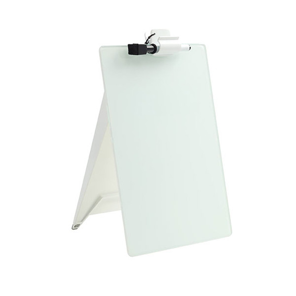 Quartet Desktop Easel Glasstop