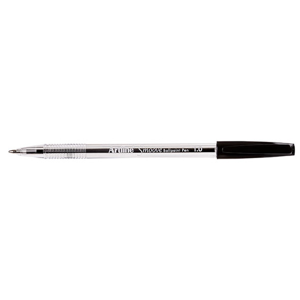 Artline Smoove Pen Black