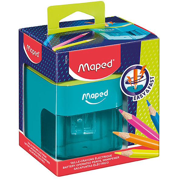 Maped battery operated auto sharpener