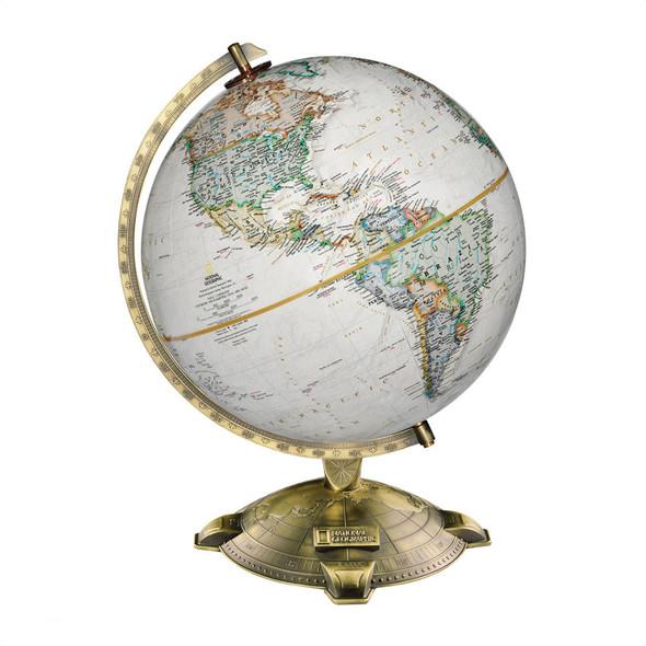 Replogle Allanson Globe Parchment 30cm