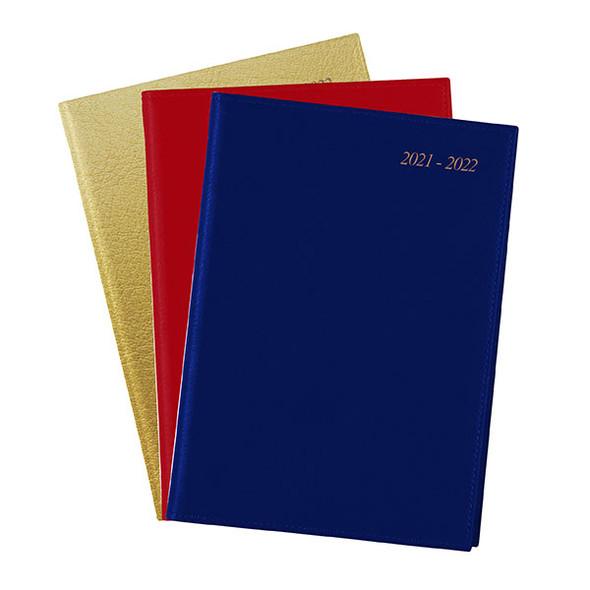 A5 Financial year diary 21/2022